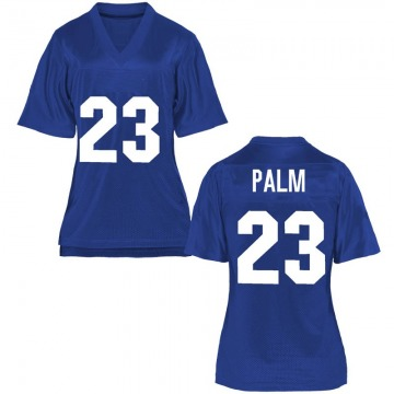 Women's Elisha Palm Air Force Falcons Game Royal Blue Football College Jersey